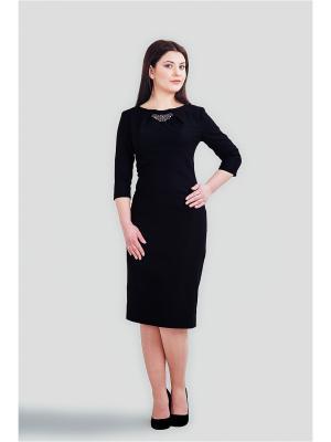 Офисное платье футляр MeiLLer