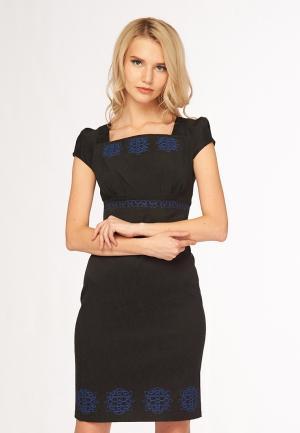 Платье Ано MP002XW0F81D. Цвет: черный