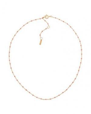 Ожерелье CHAN LUU. Цвет: коралловый