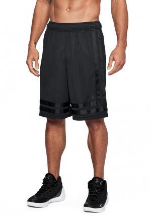 Шорты спортивные Under Armour UA Baseline 10in Short 18. Цвет: черный