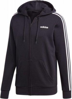Толстовка мужская adidas Essentials 3-Stripes, размер 48-50. Цвет: черный