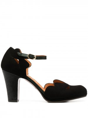 Туфли с вырезами Chie Mihara. Цвет: черный