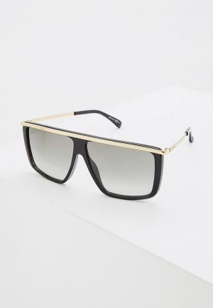 Очки солнцезащитные Givenchy GV 7146/G/S 2M2. Цвет: черный