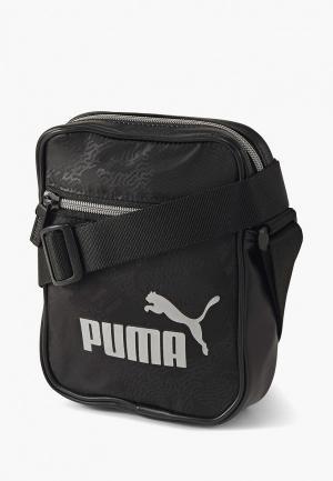 Сумка PUMA WMN Core Up Portable. Цвет: черный