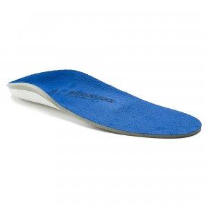 Стельки BirkoContact Sport полиэстер Birkenstock. Цвет: синий