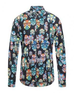 Pубашка CUSTO BARCELONA. Цвет: черный