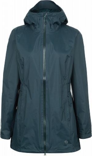 Ветровка женская Finder, размер 48 Mountain Hardwear. Цвет: синий