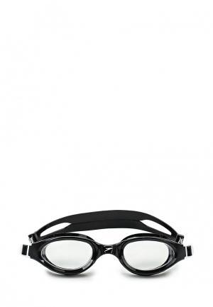 Очки для плавания Speedo Futura Plus. Цвет: черный