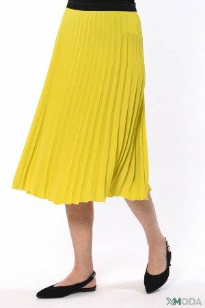 Юбка Gardeur. Цвет: жёлтый