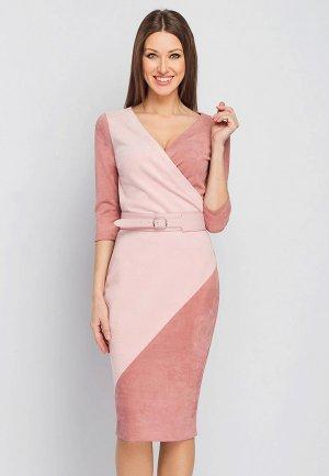 Платье Giulia Rossi. Цвет: розовый