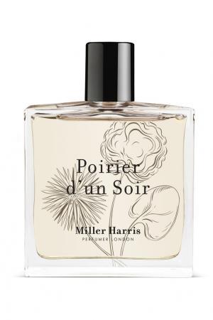 Парфюмерная вода Poirier dun Soir, 100 ml Miller Harris. Цвет: без цвета