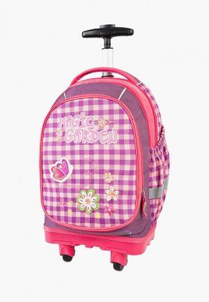 Рюкзак Target. Цвет: розовый