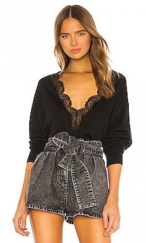 Пуловер juny IRO. Цвет: черный