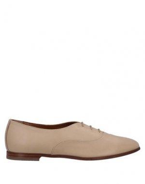 Обувь на шнурках MAGLI by BRUNO. Цвет: бежевый