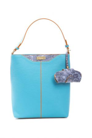 Bag Alviero Martini. Цвет: blue