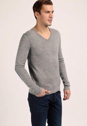 Пуловер Cinque CI234EMBG812. Цвет: серый