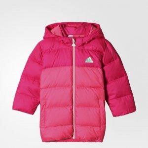 Куртка Performance adidas. Цвет: розовый