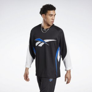 Джерси Awake Hockey Reebok. Цвет: black