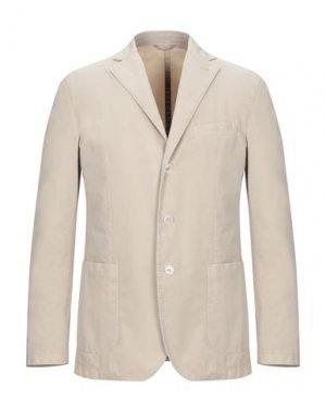 Пиджак BRIAN HAMILTON. Цвет: бежевый