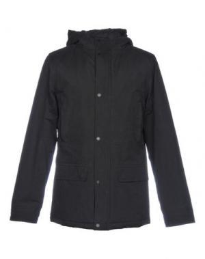 Куртка ANERKJENDT. Цвет: стальной серый