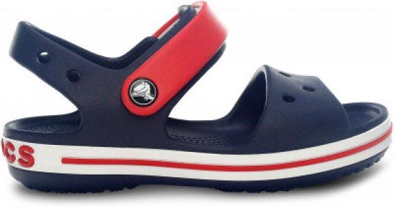 Сандалии для мальчиков Crocband Sandal Kids, размер 30 Crocs. Цвет: разноцветный