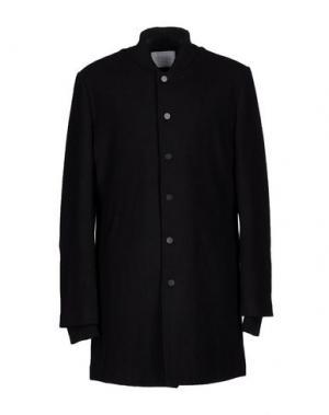 Пальто ELEVEN PARIS. Цвет: черный