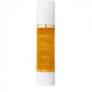 Гель-пилинг для лица мульти-витамин White Gold 24K Orogold Cosmetics. Цвет: бесцветный