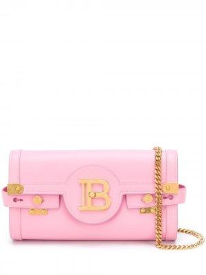 Клатч B-Buzz 23 Balmain. Цвет: розовый