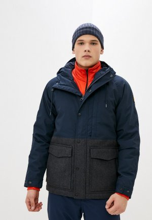 Куртка утепленная Element BIRCHMONT. Цвет: синий
