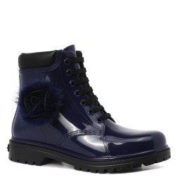 Ботинки 552.7588 темно-синий CHIARA BELLINI