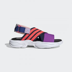 Сандалии Magmur Originals adidas. Цвет: черный