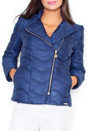 Куртка Figl. Цвет: navy blue