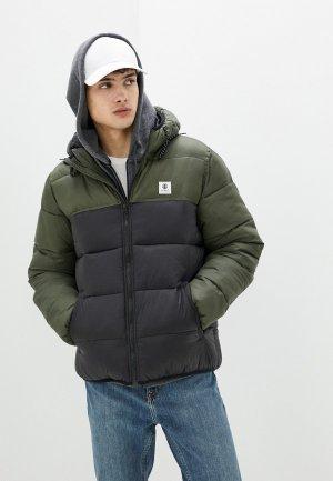 Куртка утепленная Element ALDER AVALANCHE. Цвет: хаки