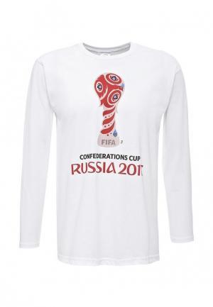 Лонгслив FIFA Confederations Cup Russia 2017. Цвет: белый