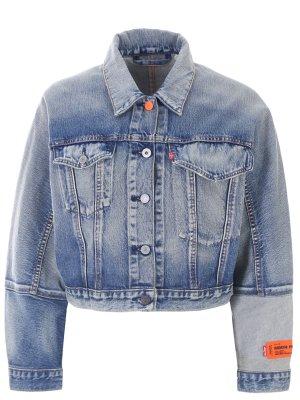 Куртка джинсовая HERON PRESTON