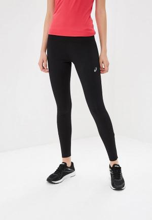 Тайтсы ASICS SILVER TIGHT. Цвет: черный