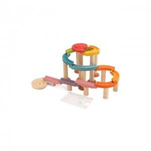 Конструктор Plan Toys. Цвет: разноцветный
