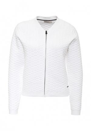 Куртка Calvin Klein Jeans. Цвет: белый