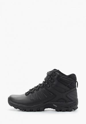 Ботинки трекинговые Ascot X-RAY. Цвет: черный