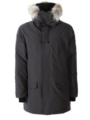 Куртка-косуха хлопковая BALMAIN. Цвет: черный