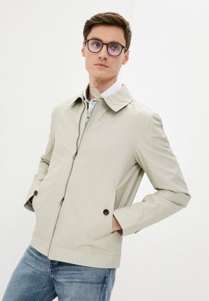 Куртка Hackett London. Цвет: бежевый