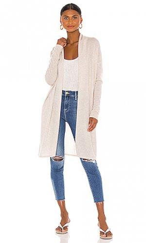 Пальто Autumn Cashmere. Цвет: беж