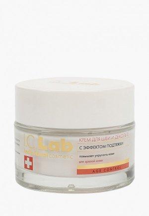 Крем для лица I.C. Lab с эффектом подтяжки, 50 мл. Цвет: белый
