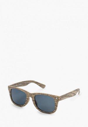 Очки солнцезащитные WOW Miami. Цвет: серый