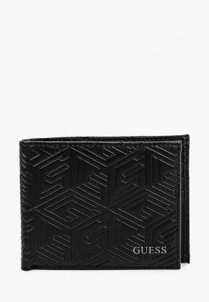 Кошелек Guess. Цвет: черный