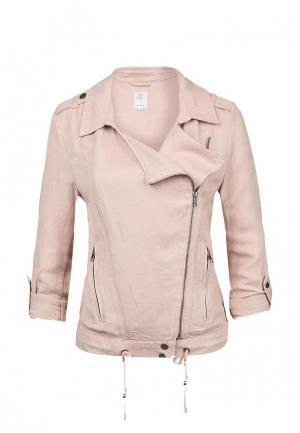 Куртка s.Oliver. Цвет: розовый