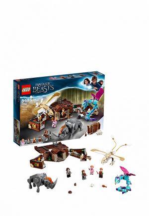 Конструктор LEGO Гарри Поттер Чемодан Ньюта Саламандера™ 75952. Цвет: разноцветный