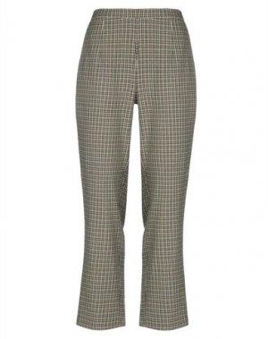 Повседневные брюки COMPAÑIA FANTASTICA. Цвет: коричневый