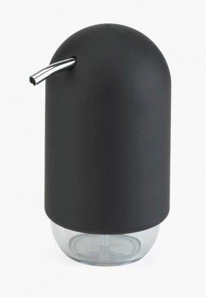 Дозатор для мыла Umbra Penguin. Цвет: черный