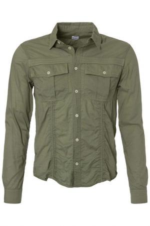 Рубашка Jet Set. Цвет: зеленый